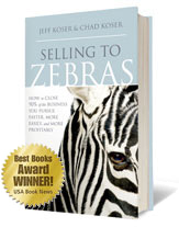Selling To Zebras (Book)